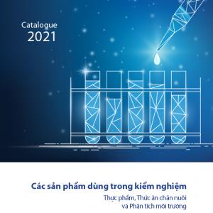 Catalogue Eurofins 2021