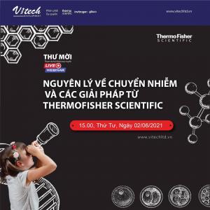 [Webinar] Nguyên lý về chuyển nhiễm và các giải pháp từ ThermoFisher Scientific