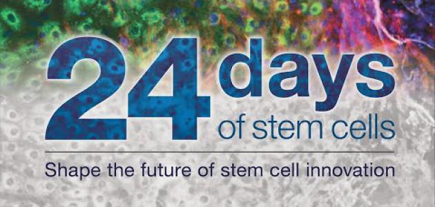 Sự kiện 24 Days of Stem Cells™ Virtual Event