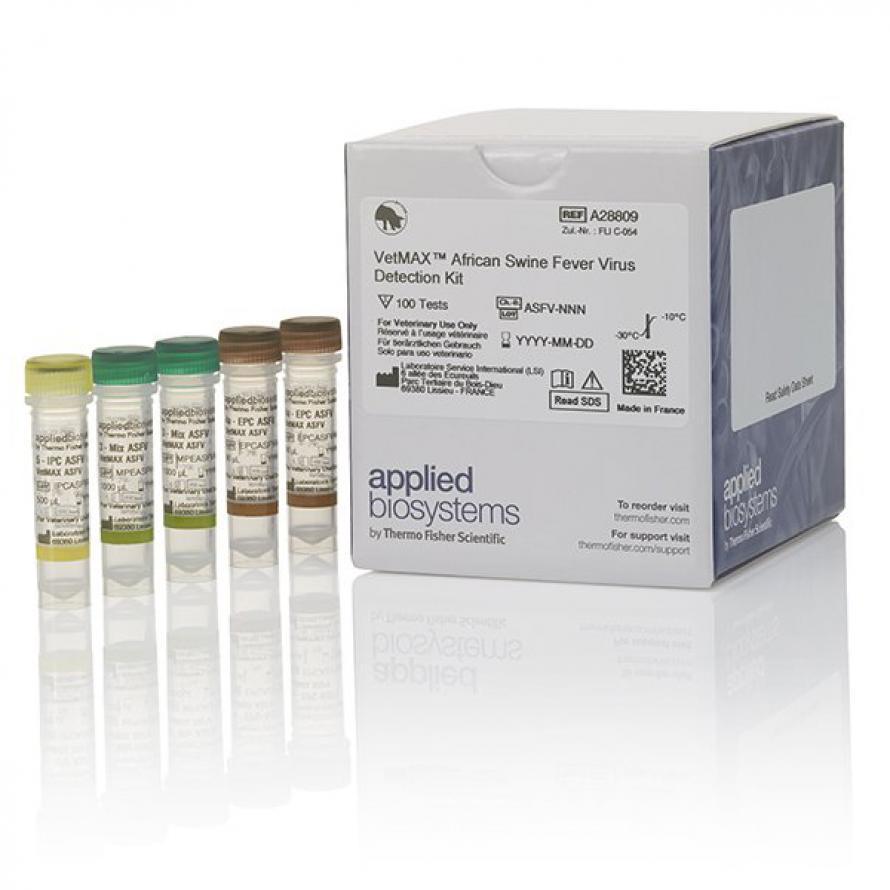 VetMAX™ African Swine Fever Virus Detection Kit
