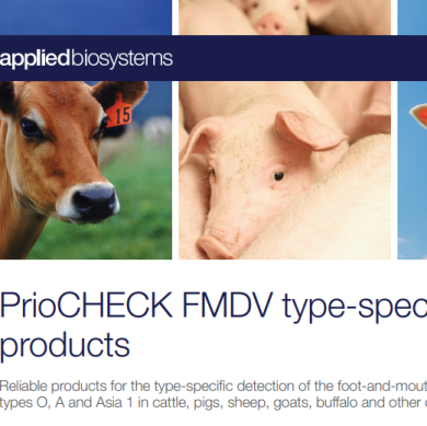 PrioCHECK™ FMDV Type O Antibody ELISA Kit, strip
