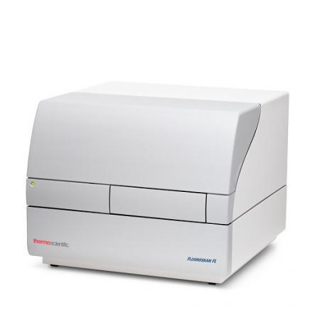 Thiết bị đọc đĩa huỳnh quang và hoá quang Fluoroskan FL